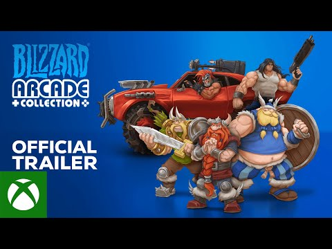 Blizzard Arcade Collection | Launch Trailer