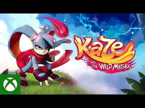Kaze and the Wild Masks — Launch Trailer