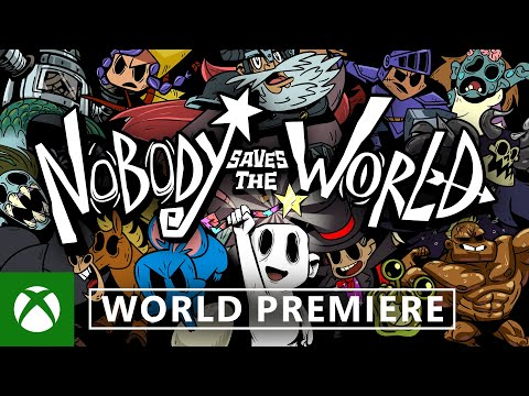 Nobody Saves The World — Reveal Trailer