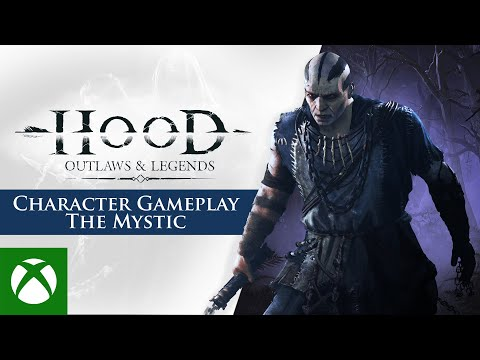 Hood: Outlaws & Legends — Character Gameplay Trailer   The Mystic