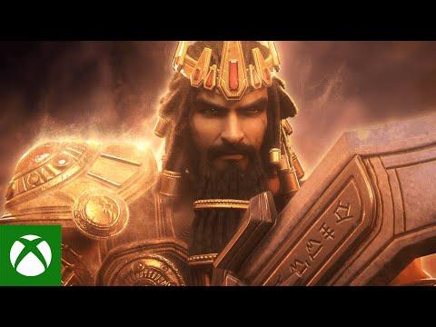 SMITE — Gilgamesh Cinematic Reveal