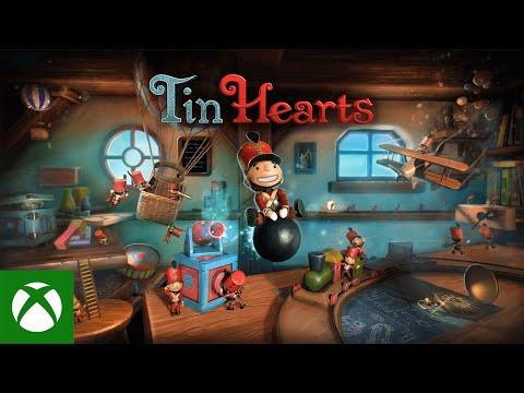 Tin Hearts | Announcement Trailer