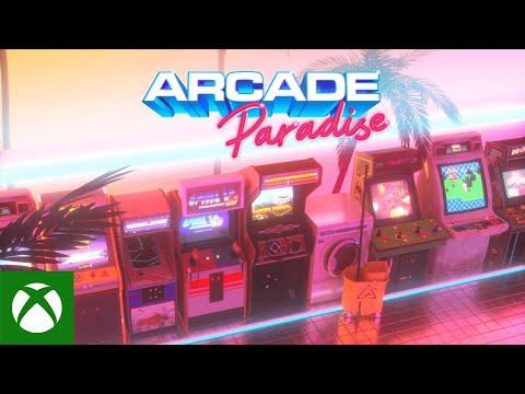 Arcade Paradise — Announcement Trailer