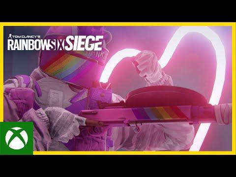 Rainbow Six Siege: Rainbow is Magic Event Returns   Trailer   Ubisoft [NA]