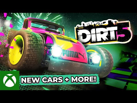 DIRT 5 | Uproar Content Pack and FREE Update | Out Now