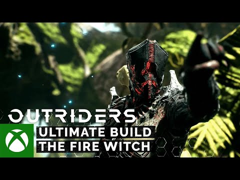 Outriders Ultimate Build — Fire Witch
