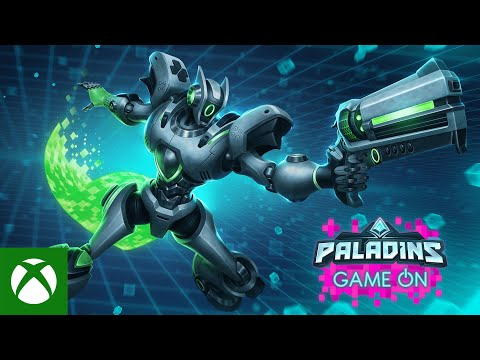 Paladins — Game On Event Pass Available Now!