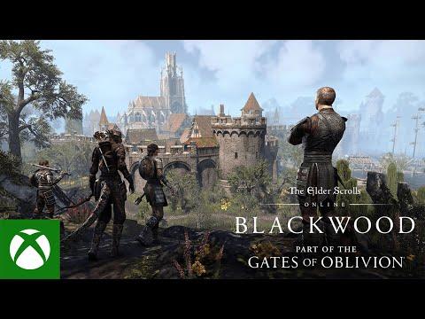 The Elder Scrolls Online: Blackwood — All Roads Lead to the Deadlands