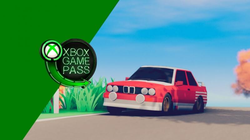 Art of Rally выйдет в Game Pass сразу после релиза