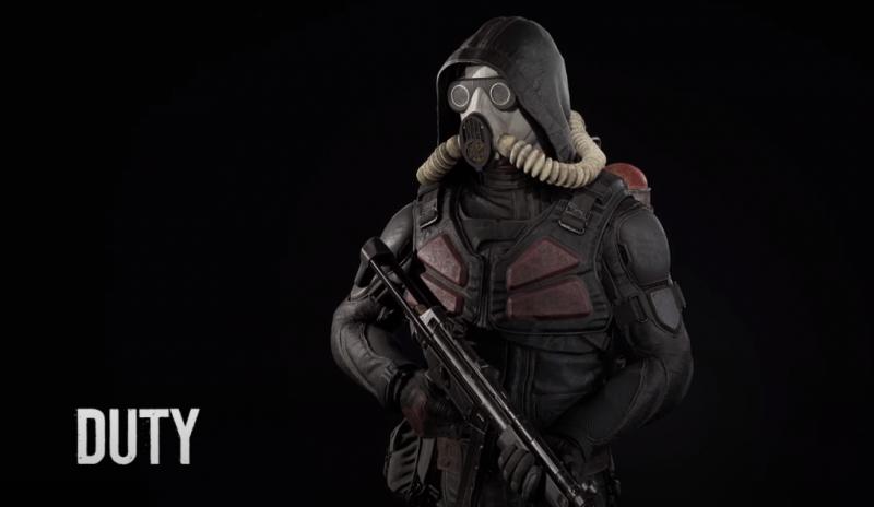 Новое видео по S.T.A.L.K.E.R. 2: оружие, костюмы фракций, инструменты разработчиков