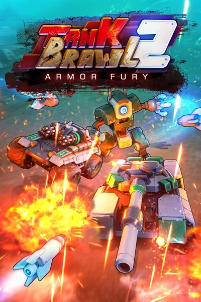 Tank Brawl 2: Armor Fury Is Now Available For Xbox One And Xbox Series X|S