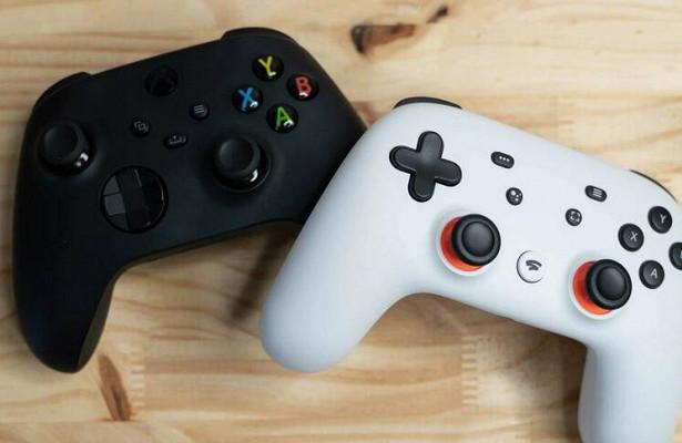 Видео: Как работает Google Stadia на Xbox