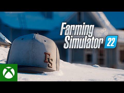 Farming Simulator 22: Official CGI Reveal Trailer