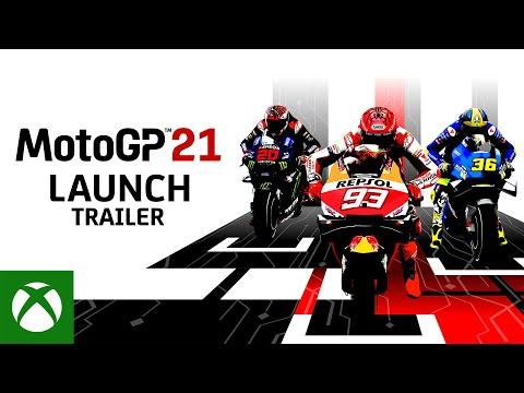 MotoGP21| Launch Trailer