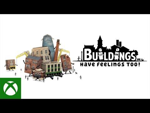 Buildings Have Feelings Too! — Launch Trailer