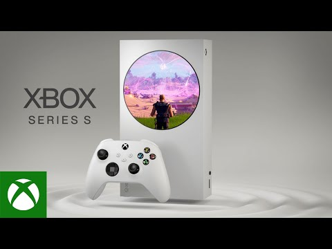 Xbox Series S : Next Gen is ready with Fortnite