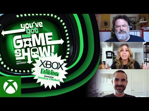 Xbox Game Show — Industry Icons are Put to the Test — Episode 1