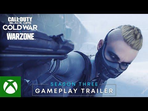 Season Three Gameplay Trailer | Call of Duty®: Black Ops Cold War & Warzone™
