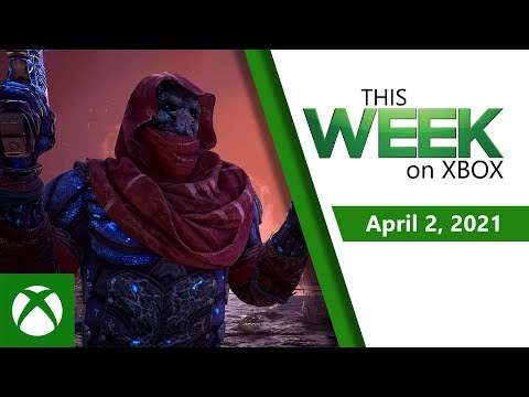 This Week On Xbox: April 02, 2021