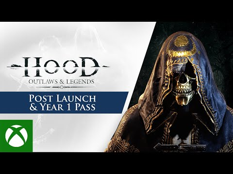 Hood: Outlaws & Legends — Post Launch & Year 1 Pass Trailer