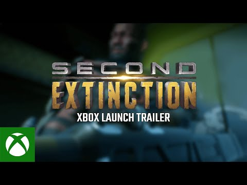 Second Extinction Game Preview Trailer