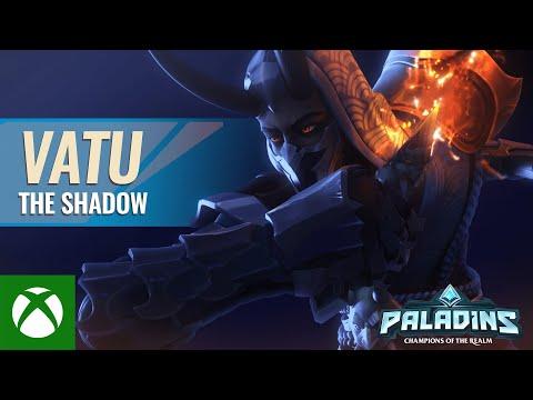 Paladins — Vatu Reveal Trailer