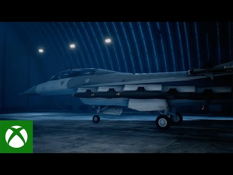 ACE COMBAT 7: SKIES UNKNOWN — Experimental Aircraft Launch Trailer