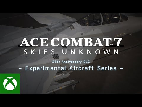 ACE COMBAT 7: SKIES UNKNOWN — Experimental Aircraft Series — Xbox One