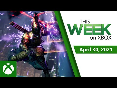 This Week On Xbox: April 30, 2021