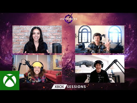Adam DeVine, Blake Anderson and Anders Holm reunite to play Outriders | Xbox Sessions