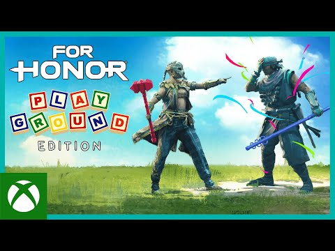 For Honor: Playground Edition | Trailer | Ubisoft [NA]