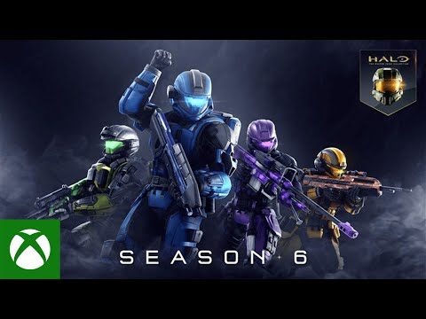 Halo: The Master Chief Collection — Season 6