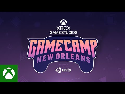 Xbox Game Studios Game Camp New Orleans Powered by Unity 2020 — 2021