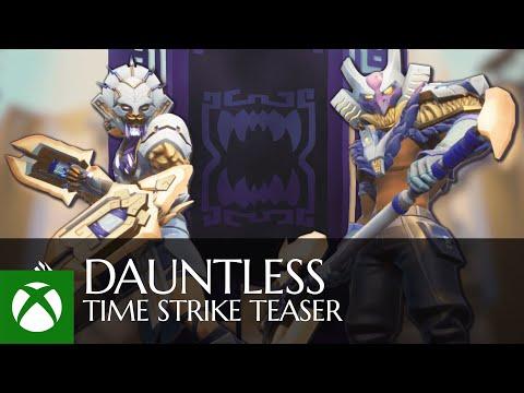 Dauntless Time Strike Teaser / Xbox