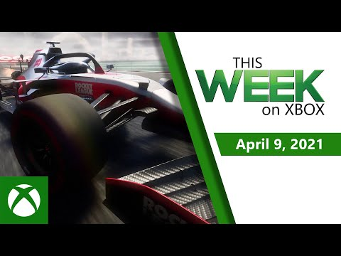 This Week On Xbox: April 09, 2021