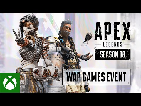 Apex Legends — War Games Event Trailer