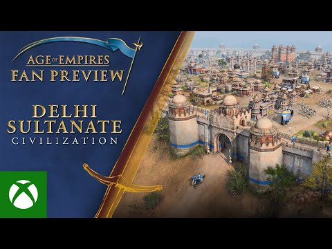 Age of Empires IV: Delhi Sultanate Civilization Reveal