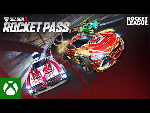Rocket League — Season 3 Rocket Pass Trailer