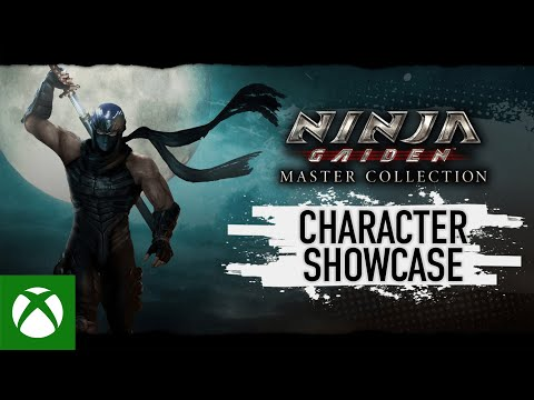 NINJA GAIDEN: Master Collection — Character Showcase