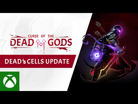 Curse of the Dead Gods — Curse of the Dead Cells Update Trailer