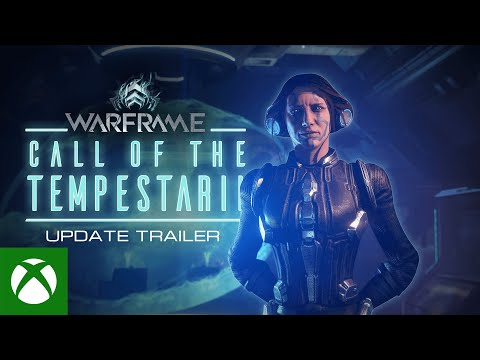 Warframe | Call of the Tempestarii — Available Now
