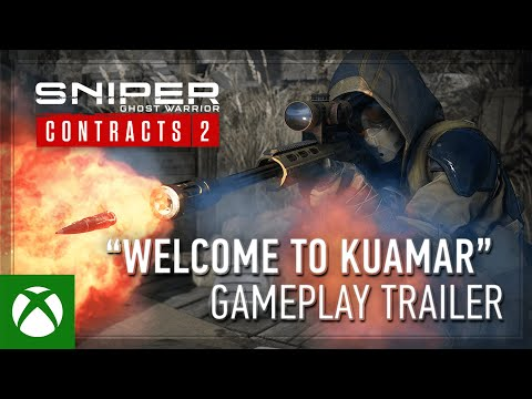 Sniper Ghost Warrior Contracts 2 — 'Welcome to Kuamar' Gameplay Trailer (2021)