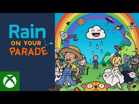 Rain on Your Parade — Available Now!