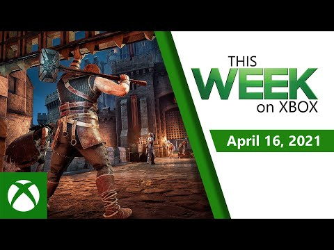 This Week On Xbox: April 16, 2021