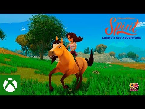 Spirit Lucky's Big Adventure — Gameplay Trailer