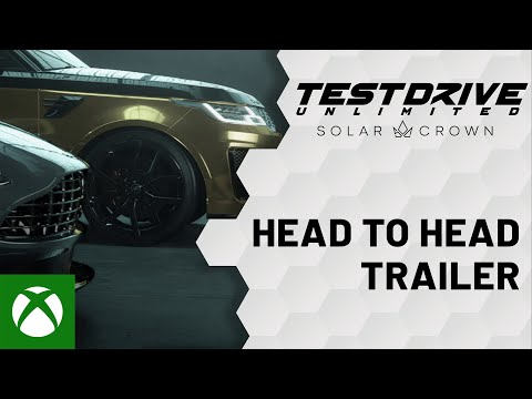 Test Drive Unlimited Solar Crown — Head to Head