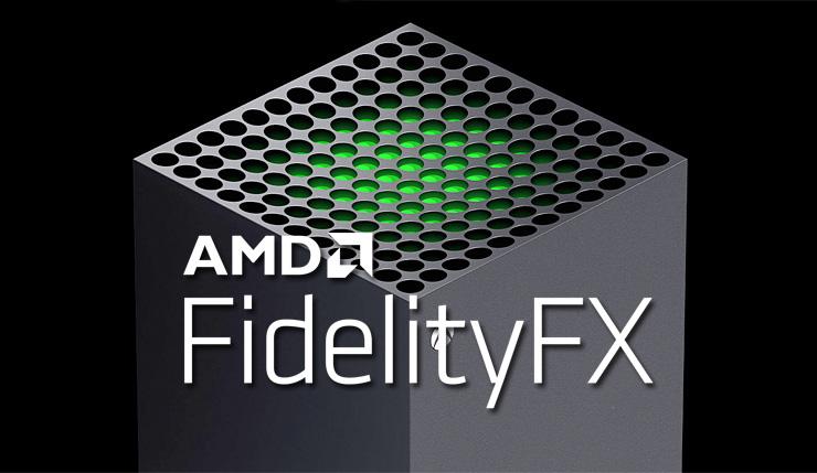 AMD FidelityFX теперь поддерживается приставками Xbox Series X   S