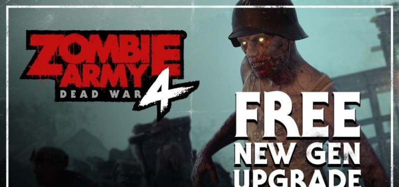 Анонсирована некстген версия Zombie Army 4 Dead War