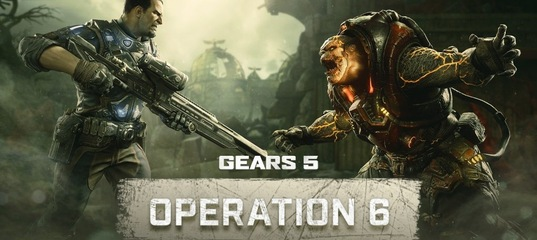 Анонсирована вторая часть Операции 6 для мультиплеера Gears 5