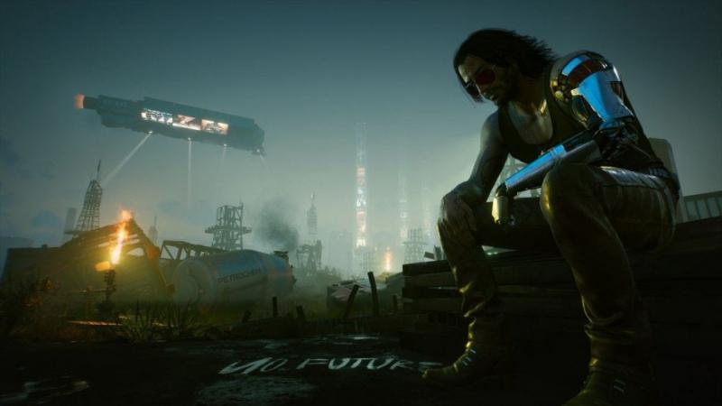 Датамайнер обнаружил упоминания новых квестов и локаций в Cyberpunk 2077